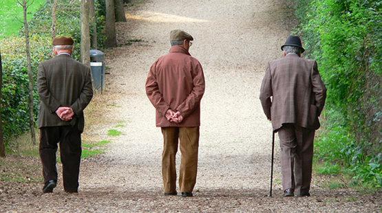 Aspettativa di vita in Italia, le condizioni degli over 75 anni