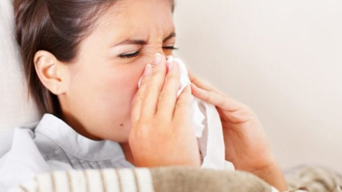 raffreddore rischi inverno